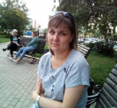 ВИркутске полиция разыскивают без вести пропавшую Зиневич Кристину