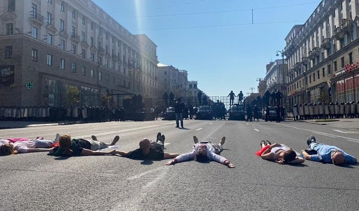 «Мынадень рождения»: 21-22дни протестов вБеларуси (Видео)