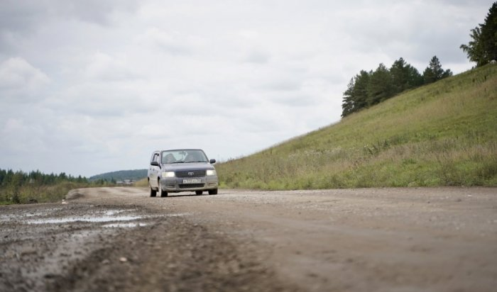 Наавтодороге Черемхово-Голуметь-Онот сделают автоматический пункт весогабаритного контроля