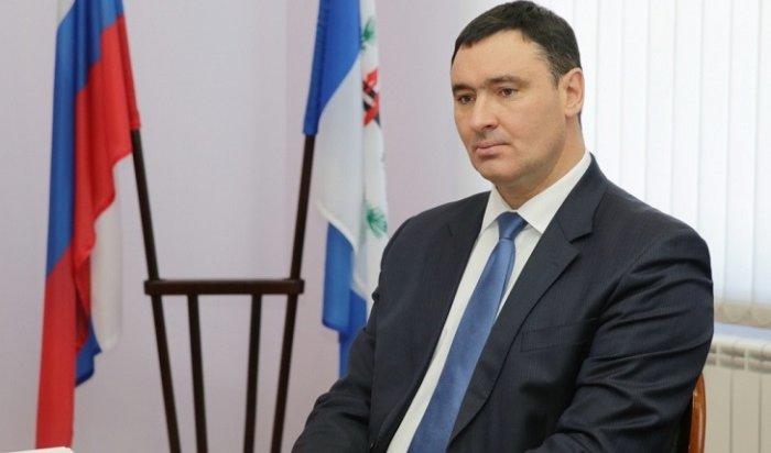 Поздравление мэра Иркутска сДнем знаний