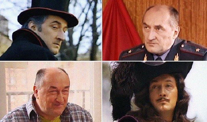 На77году жизни умер народный артист России Борис Клюев