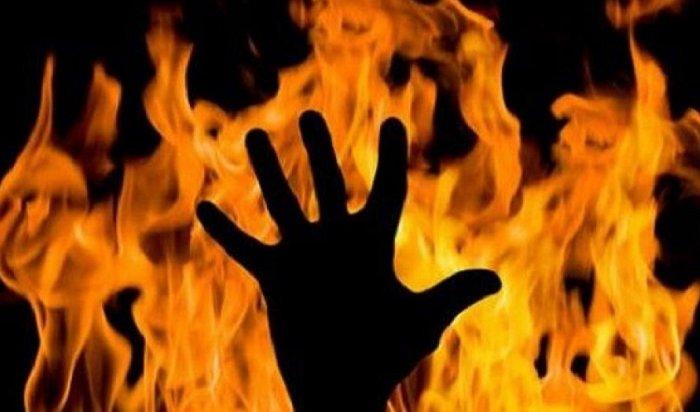ВПриангарье на17лет осудили мужчину, который сжег впечи девочку-инвалида
