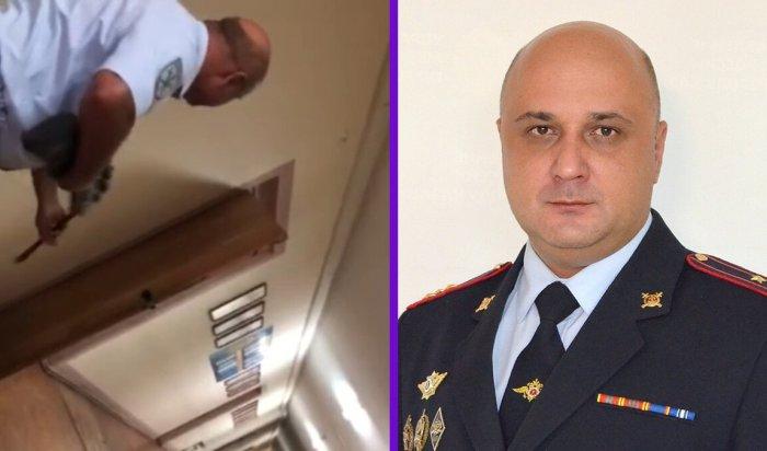 ВКазани отстранили отработы начальника отдела полиции застрельбу поподчинённым (Видео)