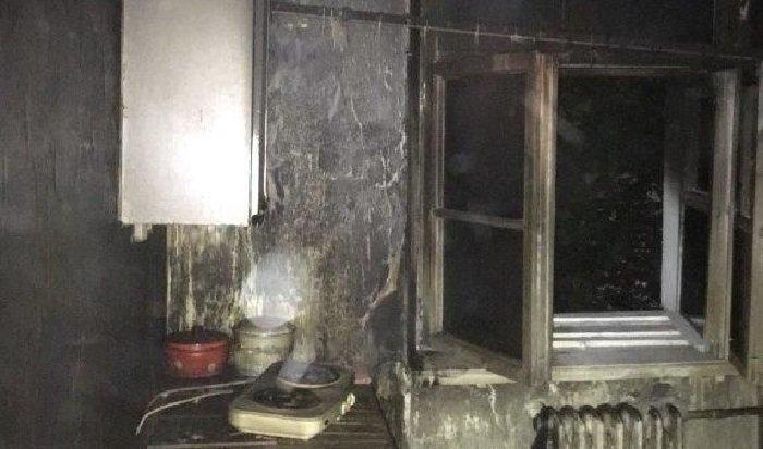 Ангарчанин погиб напожаре из-за непотушенной сигареты