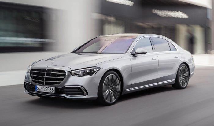 Mercedes-Benz представил новый S-Class (Видео)
