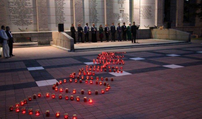 ВДень солидарности вборьбе стерроризмом вПриангарье почтили память погибших