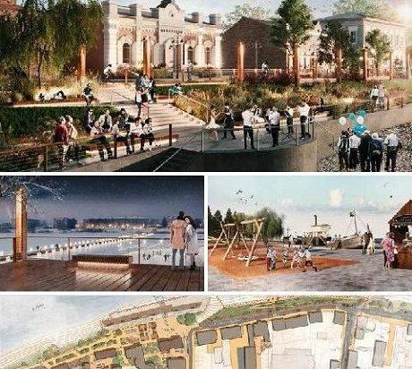 Пять городов Приангарья победили вконкурсе поблагоустройству территорий