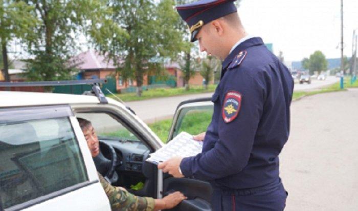 В Заларях сотрудники полиции провели урок правовой грамотности
