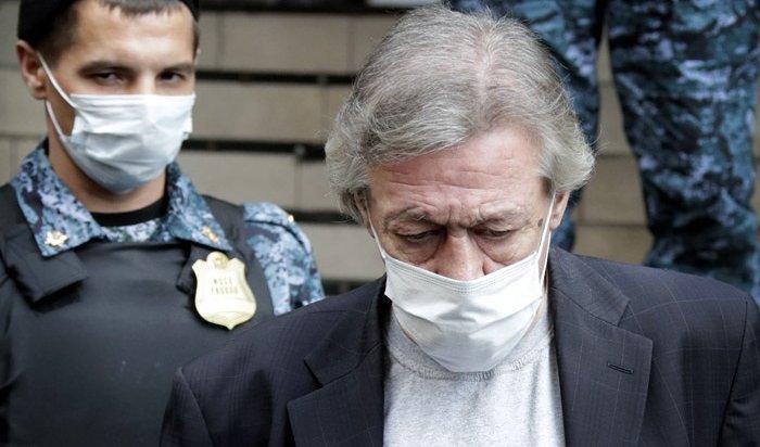 Ефремова признали виновным поделу осмертельном ДТП в Москве