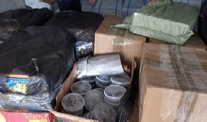 Более 400кгнелегальной черной икры изъято вСлюдянском районе