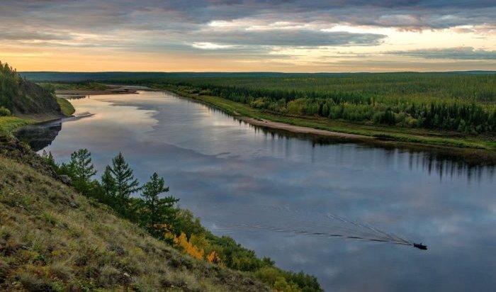 Повышение уровня воды вреках Иркутской области прогнозируют метеорологи