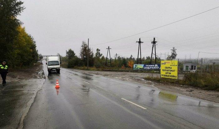 ВБратске водитель насмерть сбил 72-летнего мужчину