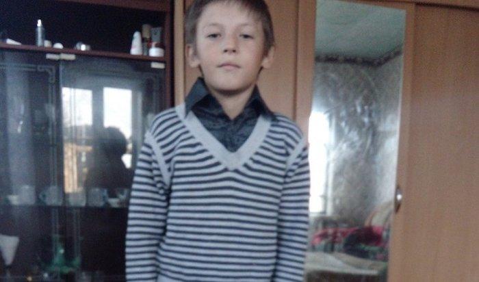 В Иркутской области ищут пропавшего мальчика