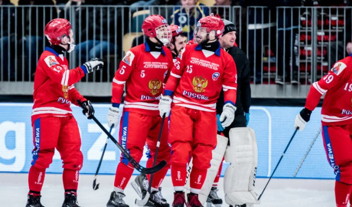 Чемпионат мира похоккею смячом вИркутске отменили из-за коронавируса