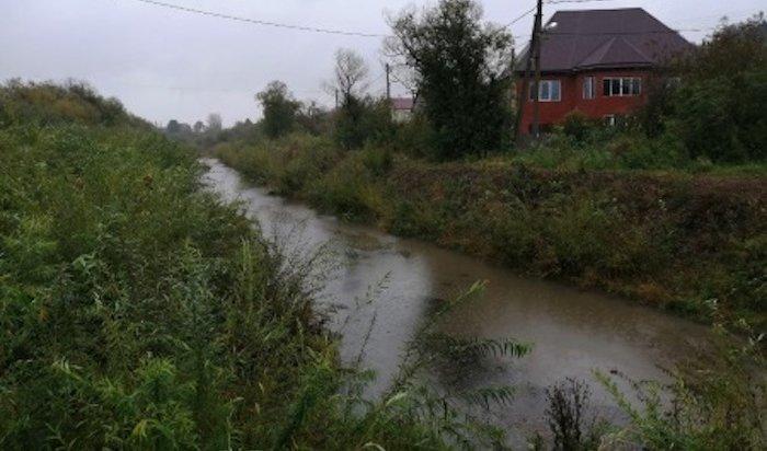 Нареке Ушаковке вчерте Иркутска возможно повышение уровня воды докритических отметок