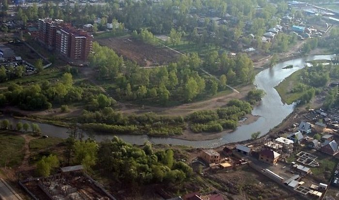 В Иркутске в кратчайшие сроки будет расчищено русло реки Ушаковка
