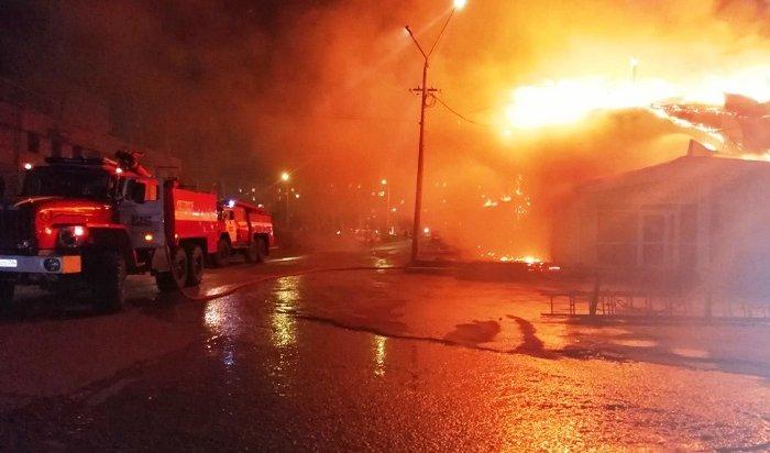 27пожаров произошло запрошедшие выходные вИркутской области