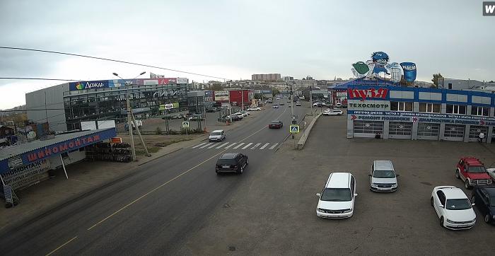 Новая онлайн-камера установлена наулице Старокузьмихинская в Иркутске