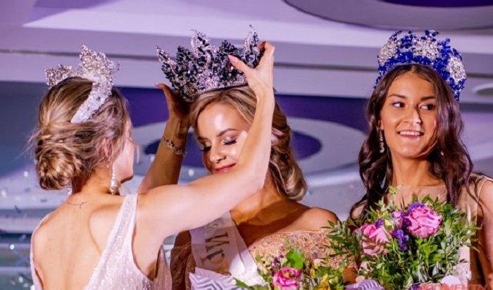 Титул «Краса Иркутска 2020» завоевала сотрудница исправительной колонии