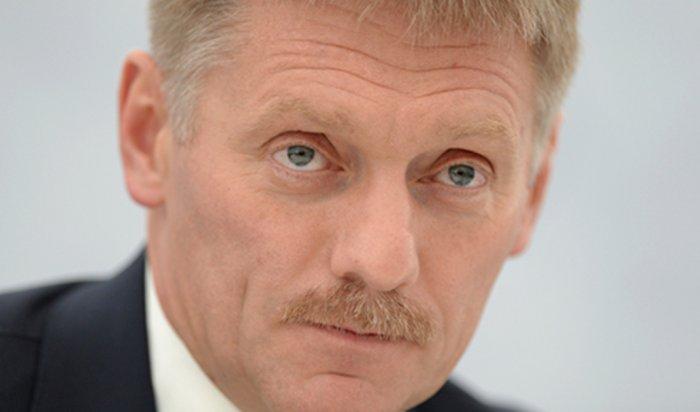 Песков заявил, что сНавальным вБерлине работало ЦРУ