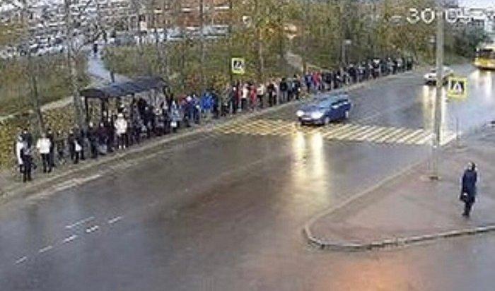 Шелеховчане продолжают жаловаться намаршрутный транспорт