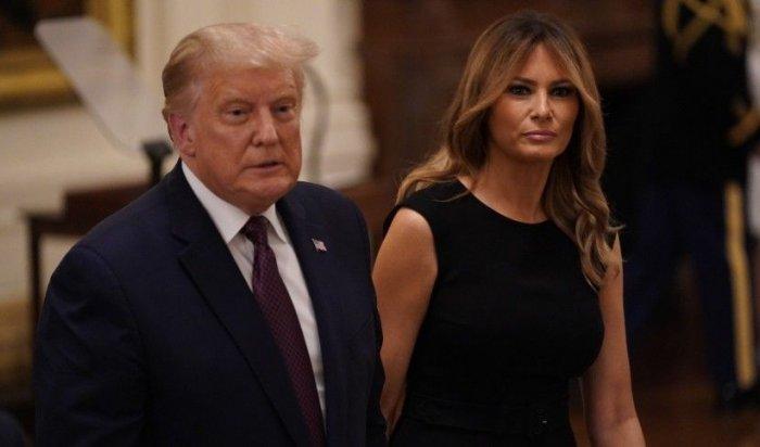 Дональд Трамп иего жена заразились коронавирусом