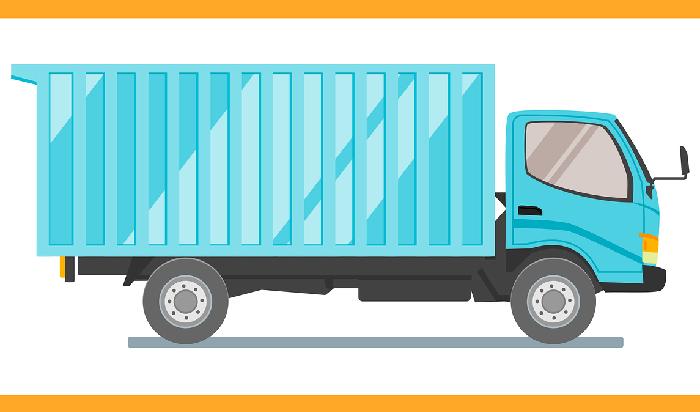 ВИркутске ограничат движение грузовиков вдневное время