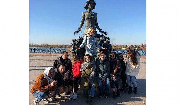 Юрист Фонда борьбы скоррупцией Любовь Соболь прилетела вИркутск