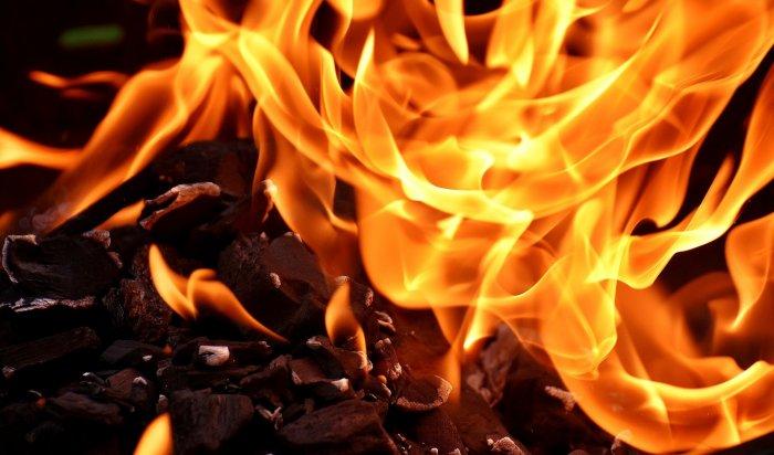48пожаров произошло вПриангарье запрошедшие выходные