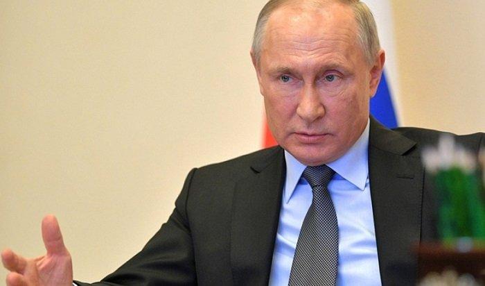 Сегодня президент России Владимир Путин празднует 68-летие
