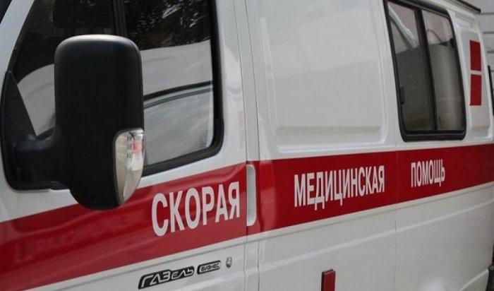 ВЧеремхово вДТП погибла 17-летняя девушка
