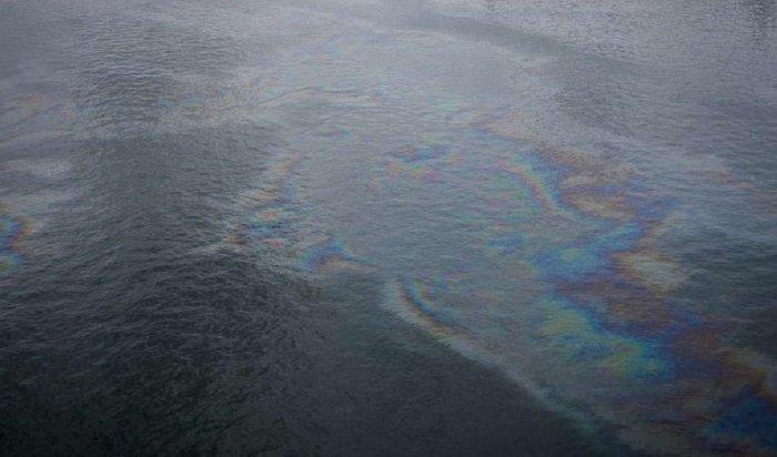 ВКрасноярском крае введен режим ЧСиз-за разлива нефтепродуктов вАнгару