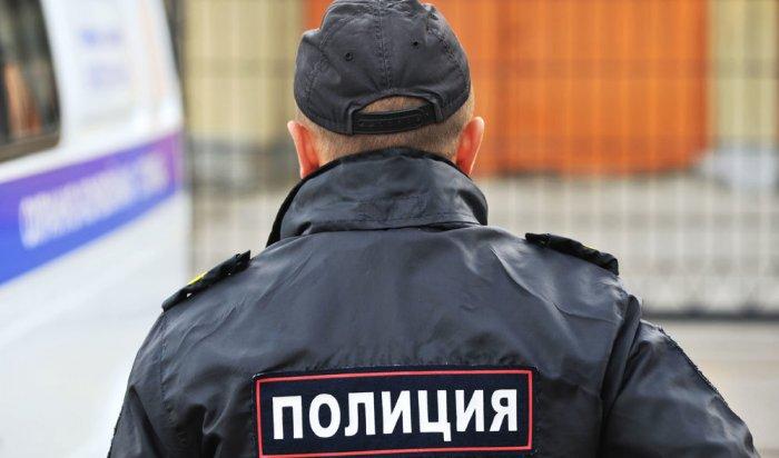 ВИркутской области полицейские проводят рейды вторговых центрах