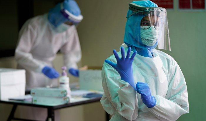 179человек заболели COVID-19 вИркутской области засутки