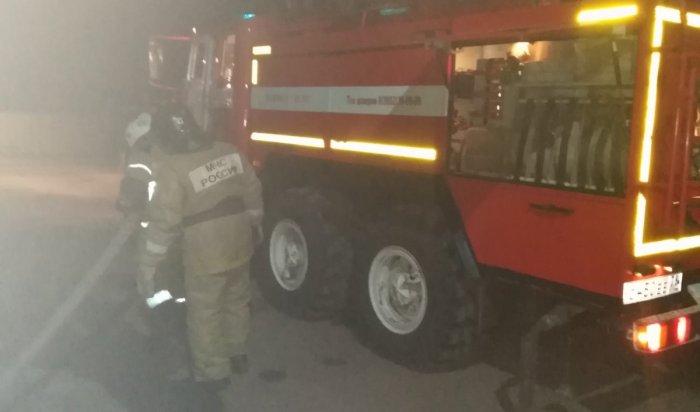 Благодаря грамотным действиям врачей вЭхирит-Булагатском районе удалось избежать пожара