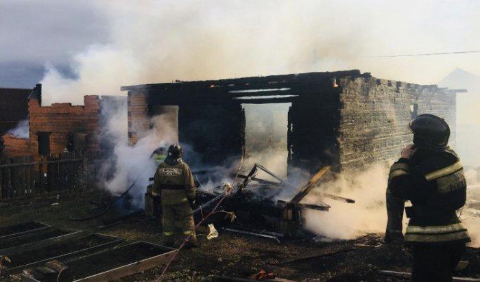 ВГрановщине ликвидировали последствия крупного пожара