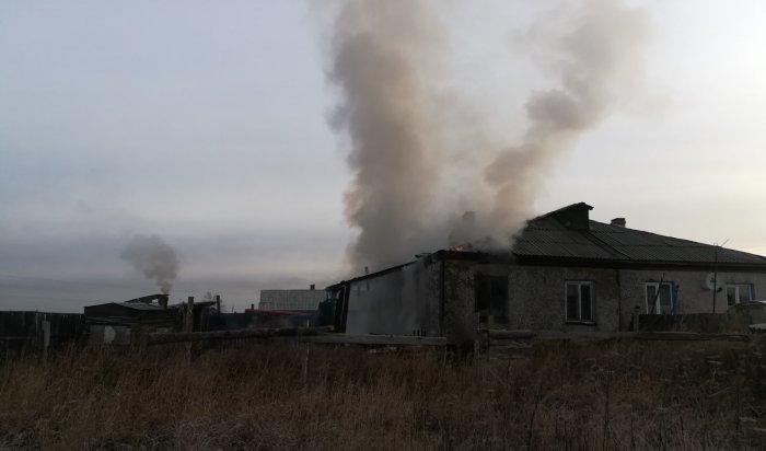 Шесть человек погибли впожарах вИркутской области запрошедшие выходные
