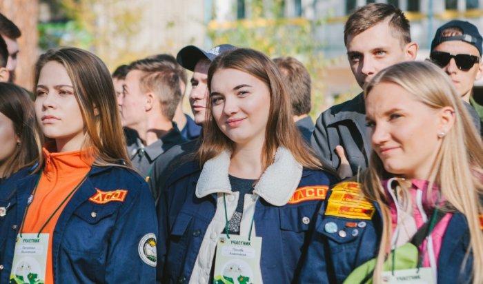 Студенческие отряды Иркутской области будут привлекать кработам насоциально значимых объектах