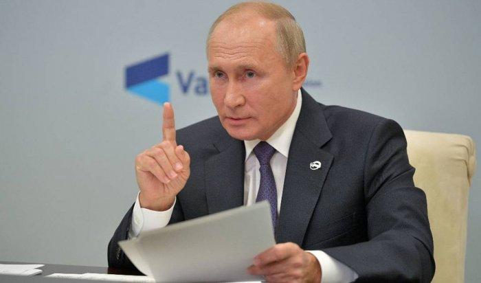 Путин назвал лучшие качества российского народа