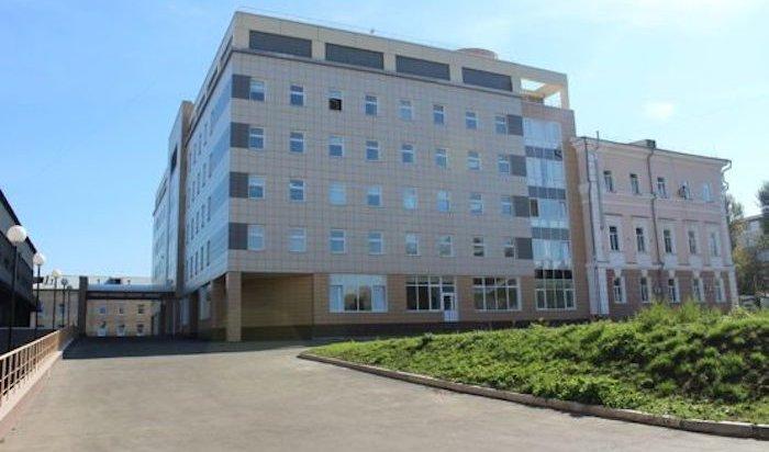 ВИркутске Ивано-Матренинская больница получит дополнительное здание