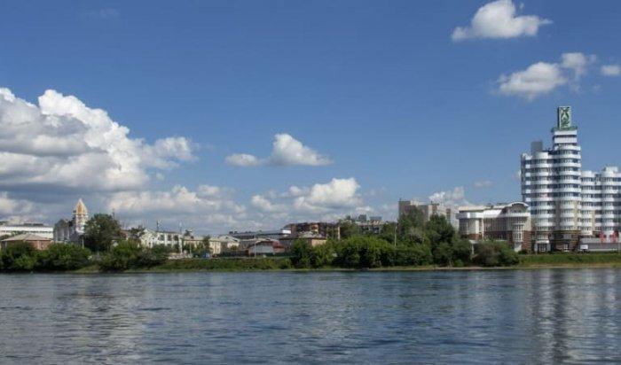 ВИркутске вАнгару произошел разлив изканализационно-насосной станции (Видео)