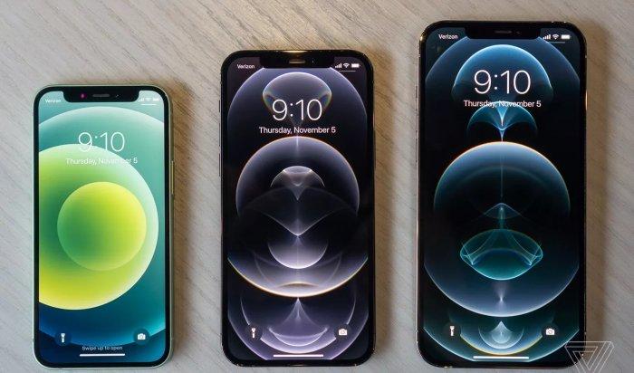 Всети появились первые «живые» фотографии iPhone 12mini и12Pro Max