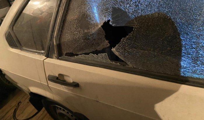 ВИркутске сотрудники полиции задержали угонщиков отечественных автомобилей