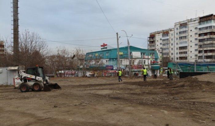 Компания ООО«ЗОРСТРОЙ» отказалась доделывать сквер вПервомайском