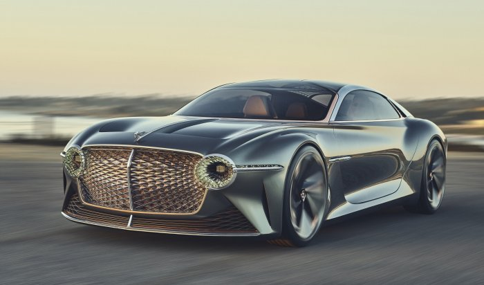 Bentley откажется отавтомобилей сДВС (Видео)