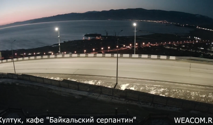 Рассвет вКултуке (Видео)