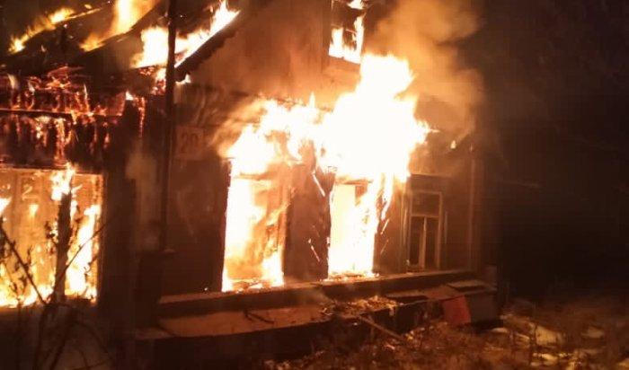 ВИркутской области задержаны поджигатели четырех домов
