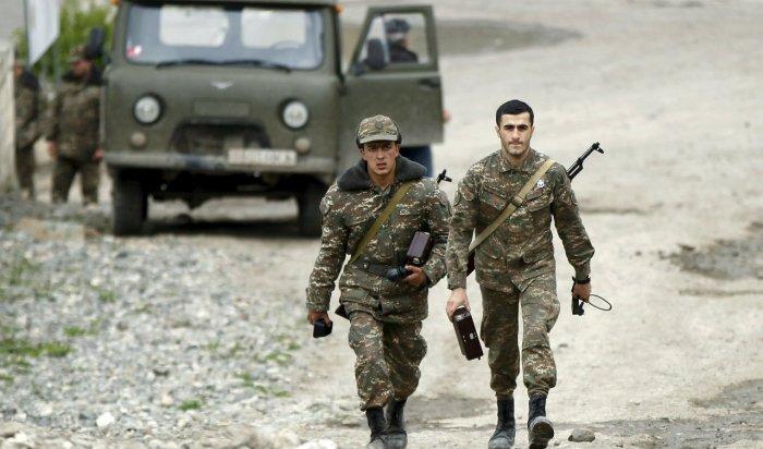 Путин заявил обокончании военных действий вНагорном Карабахе