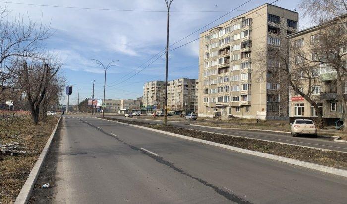ВИркутской области на 12отрезках улиц, ведущих кмедицинским учреждениям, сделали ремонт