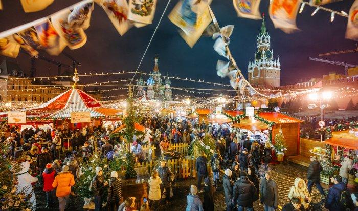 ВМоскве из-за коронавируса отменили все массовые новогодние гуляния